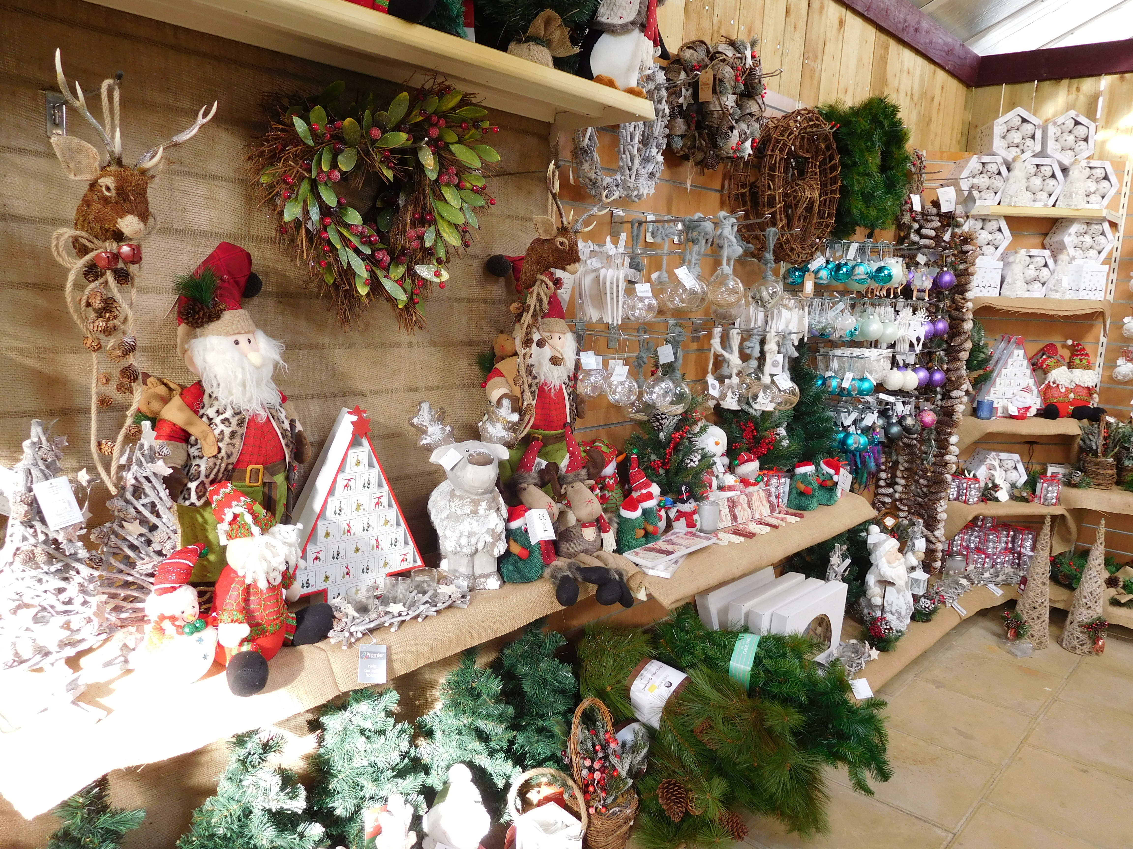 Essential Christmas Decorations.Decorations And Giftware